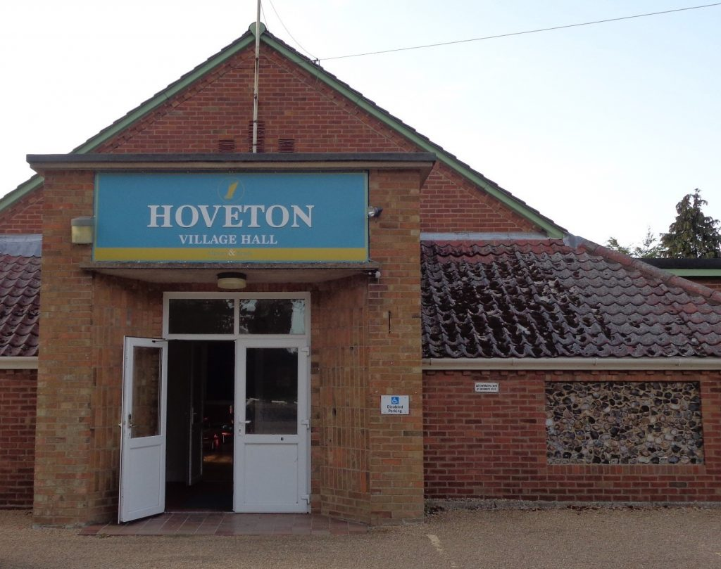 Hoveton Village Hall